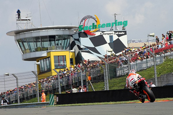 MotoGP riders ready to do battle at Germany's Sachsenring