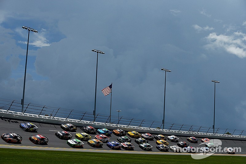 Helton: We will 'build NASCAR collectively'