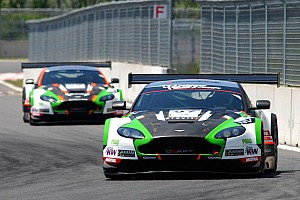 Tight at the top between Aston Martin and Ferrari at Fuji