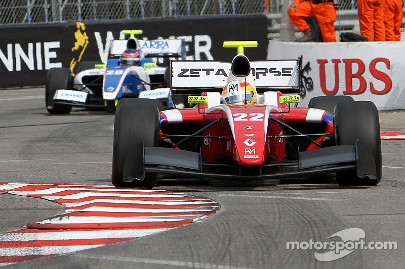Roberto Merhi back in contention before summer break