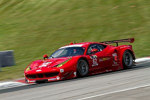 IMSA Race report Canadian Tire Motorsports Park provides struggles for Ferrari IMSA Teams