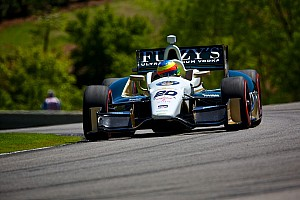 Mike Conway excited for Toronto doubleheader