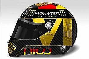 Formula 1 Breaking news FIFA wants to ban Rosberg's World Cup helmet