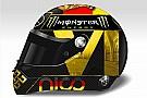 FIFA wants to ban Rosberg's World Cup helmet