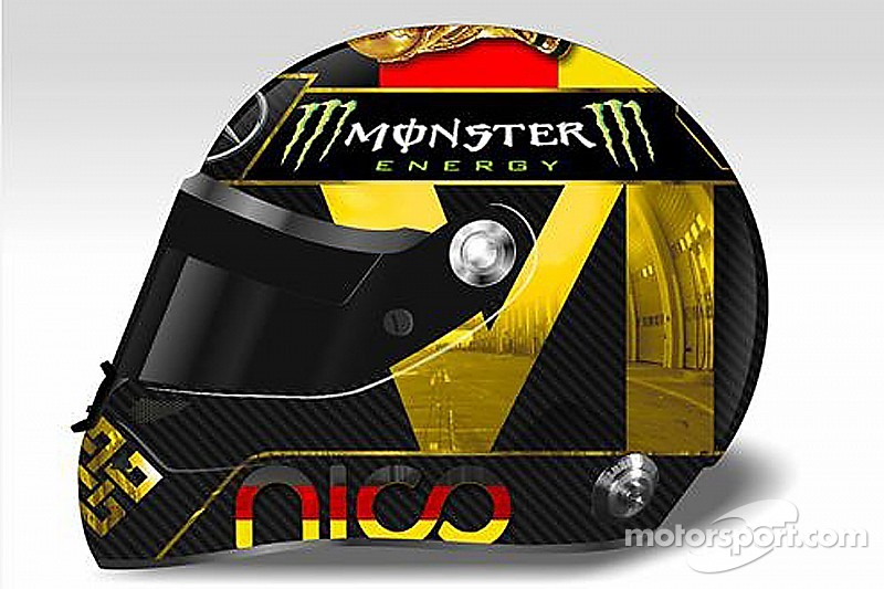 FIFA wants to ban Rosberg's World Cup helmet