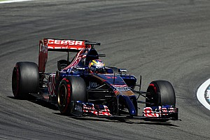 Toro Rosso struggles with lack of grip on Friday practice at Hockenheim