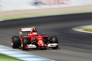 Formula 1 Qualifying report  No surprises for Ferrari in hot Hockenheim qualifying