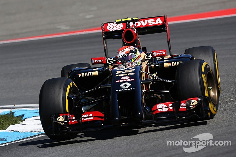 Maldonado stays, Grosjean admits future 'open'