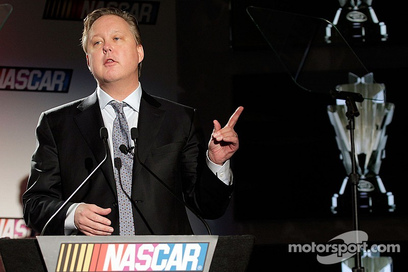 RTA tops the themes of Brian France's most recent interview