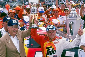 Rudd recounts Brickyard 400 win