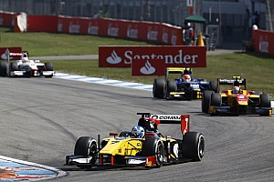 GP2 arrives in Hungary with Palmer leading drivers' standings