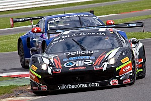 Blancpain Endurance Practice report Villorba Corse ready for night qualifying of the Spa 24 Hours