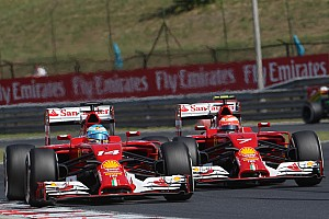 Ferrari an engineering puzzle at Budapest