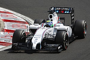 Formula 1 Qualifying report Bottas qualified third with Massa sixth after another strong qualifying session for Williams