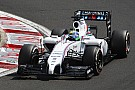 Bottas qualified third with Massa sixth after another strong qualifying session for Williams