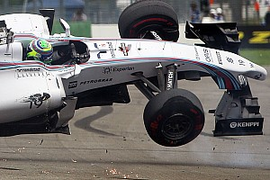 Formula 1 Breaking news Massa bemoans spare parts struggle in Hungary
