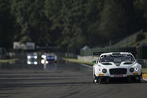 Blancpain Endurance Stage report M-Sport Bentley race bulletin: Hour 22