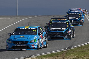 Supercars Preview Young guns shut out the vets at the Coates Hire Ipswich 400