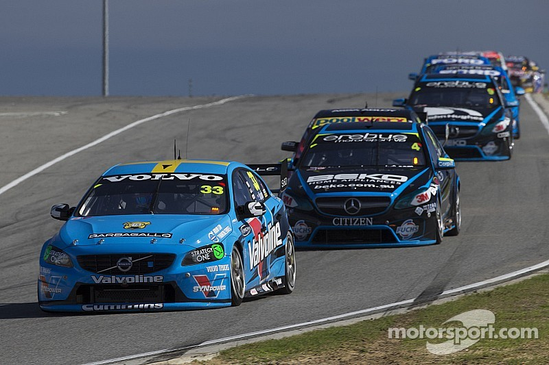 Young guns shut out the vets at the Coates Hire Ipswich 400