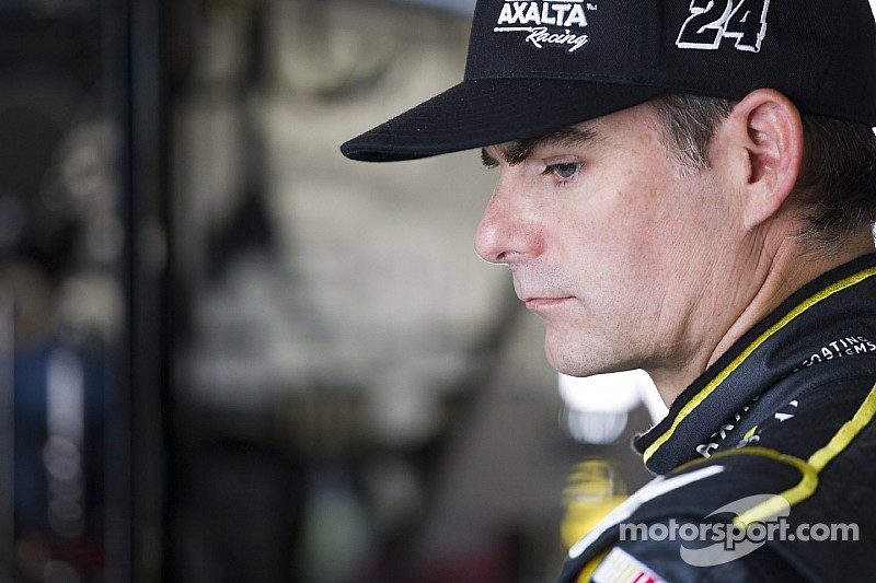'I don't think my back is ever going to be the same' - Jeff Gordon