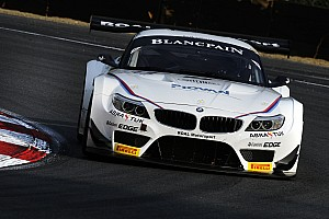 Blancpain Sprint Series: Zanardi tests in Adria