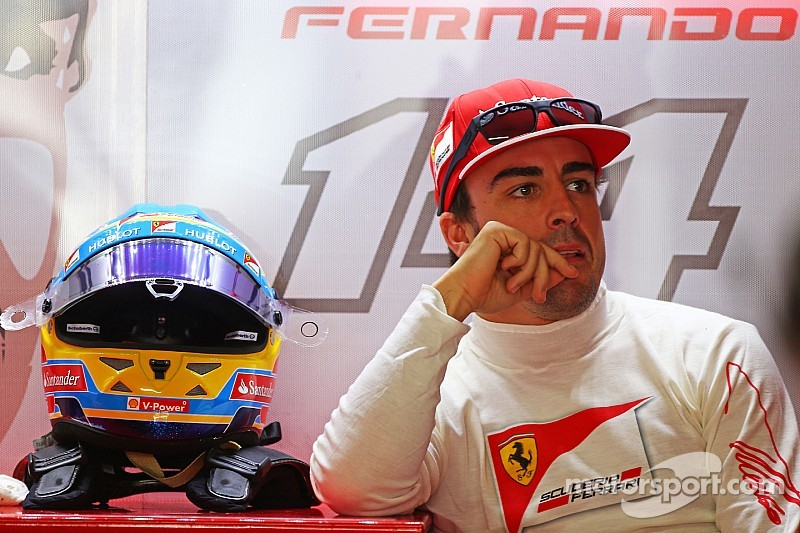 Alonso denies rumours over F1 future