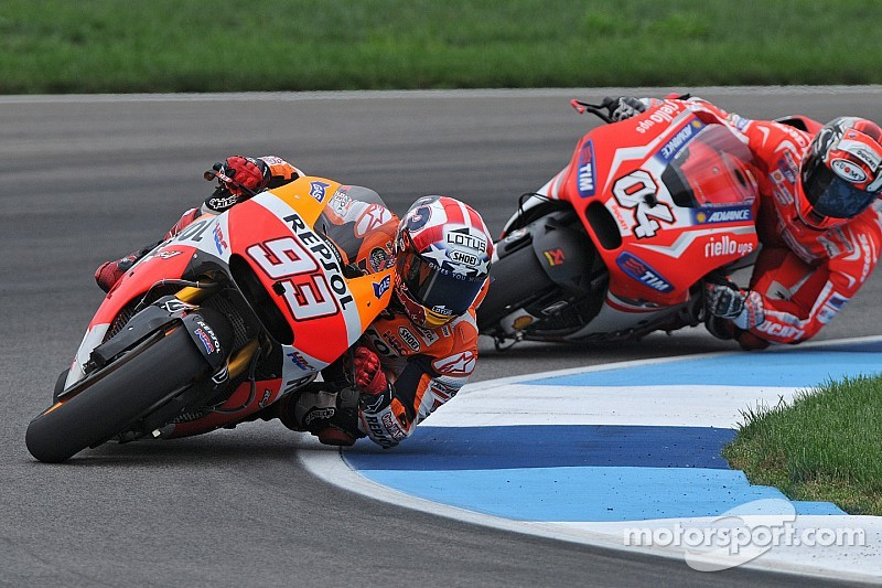 Marquez continues record run at Indianapolis GP