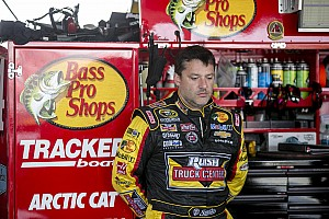 NASCAR Sprint Cup Breaking news It's unknown whether or not Stewart will race this weekend