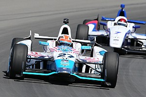 Hinchcliffe tops practice 1, 8 tenths separate field