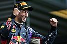 Ricciardo takes a thrilling win at Spa
