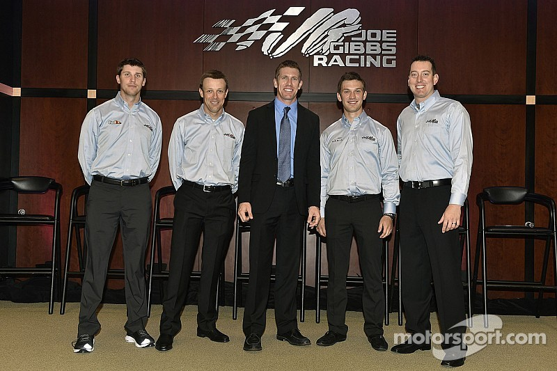 Carl Edwards can finally be a Sprint Cup champion