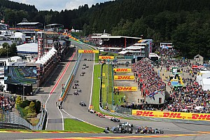Formula 1 Analysis 2014 Spa pace faster than last year - analysis