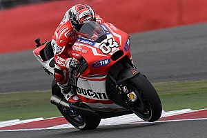 Great race by Andrea Dovizioso in the British GP at Silverstone