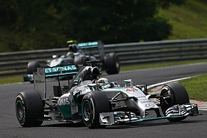Formula 1 Breaking news F1 experts criticise Mercedes over driver duel