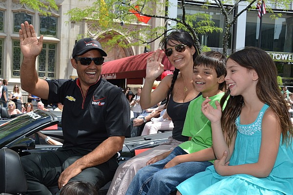 Juan Pablo Montoya named 2014 IndyCar Most Popular Driver