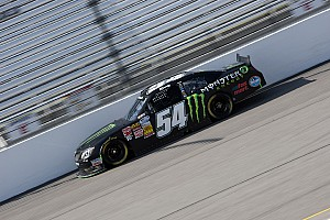 NASCAR XFINITY Qualifying report Kyle Busch tops Nationwide Series qualifying