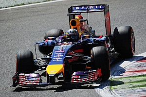 Formula 1 Qualifying report Red Bull is top ten on qualifying for tomorrow's Italian GP