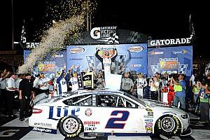 NASCAR Sprint Cup Race report Keselowski untouchable en route to dominating Richmond win