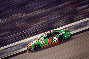 Danica Patrick 16th at Richmond