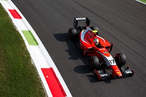 GP2 Race report Negrao scores double points in Monza