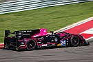 An OAK Racing Morgan-Judd LM P2 in the FIA WEC