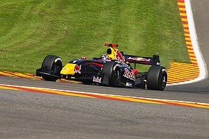 Formula 3.5 Testing report Carlos Sainz dominates practice at the Hungaroring