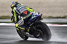 Rain sets the pace as Misano MotoGP begins