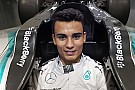 Pascal Wehrlein named Mercedes F1 reserve driver