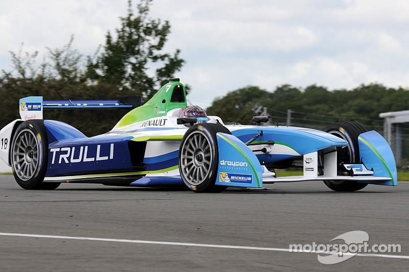Michela Cerruti enjoys Formula E  Beijing debut despite tough luck
