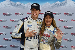Keselowski keeps on rolling