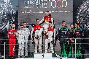Blancpain Endurance Race report Laurens Vanthoor wins title in Blancpain Endurance Series for Audi