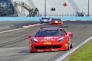 Ferrari Race report Showcase of Ferrari Challenge at Watkins Glen International