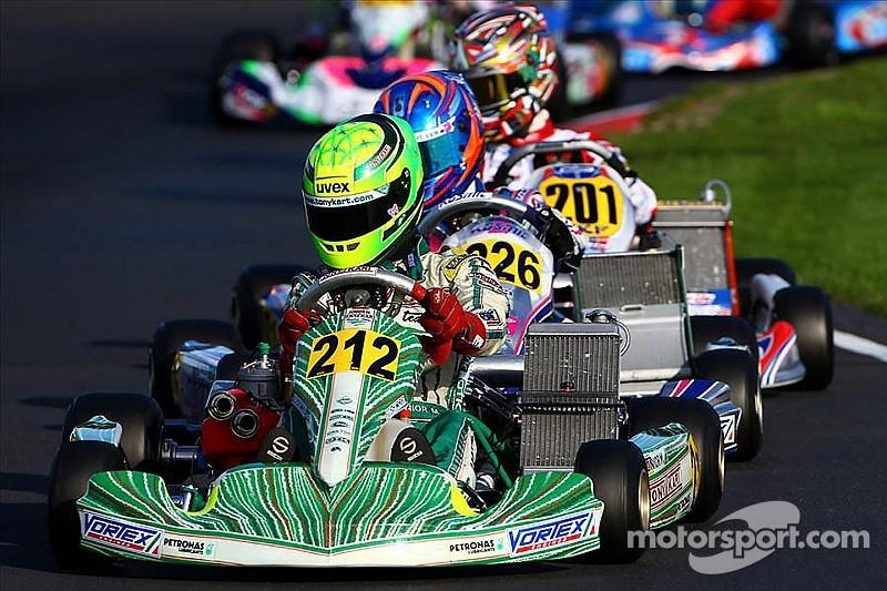 Schumacher's son on path to F1 glory