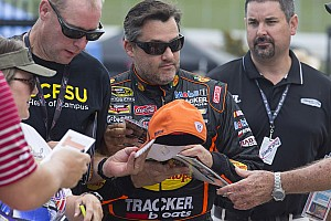 Ten observations about Tony Stewart...